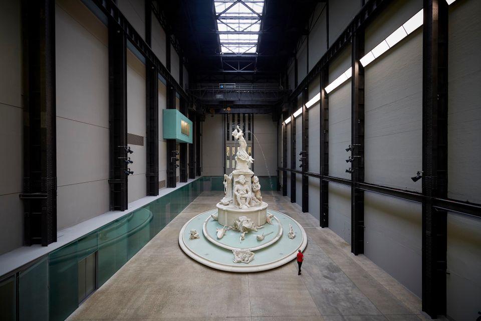 La monumentale fontana di Kara Walker alla Tate sarà smantellata e riciclata