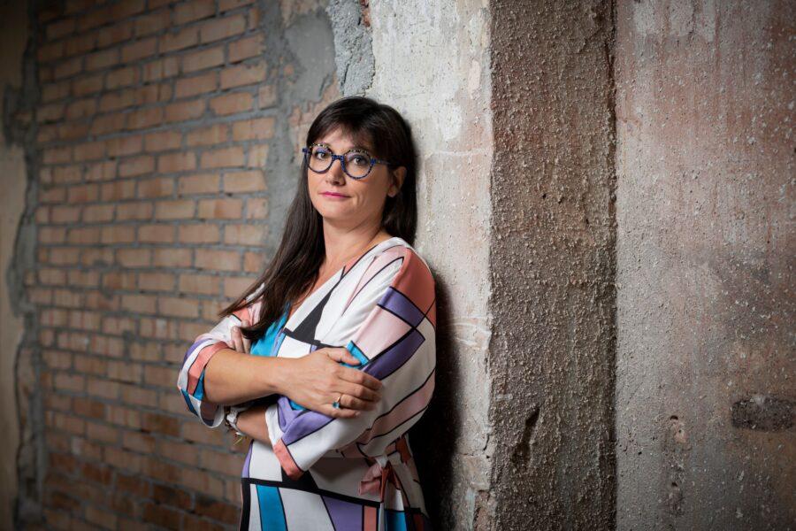 Ilaria Bonacossa © Giorgio Perottino/ Artissima