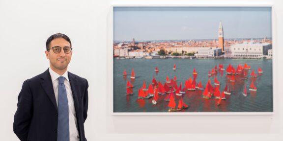 Jose Graci, stand Mazzoleni dedicato a Melissa McGill, Artissima 2019 © Perottino-Piva-Botallo/ Artissima
