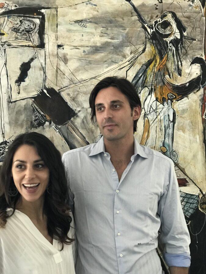 Irene e Marco Cassina