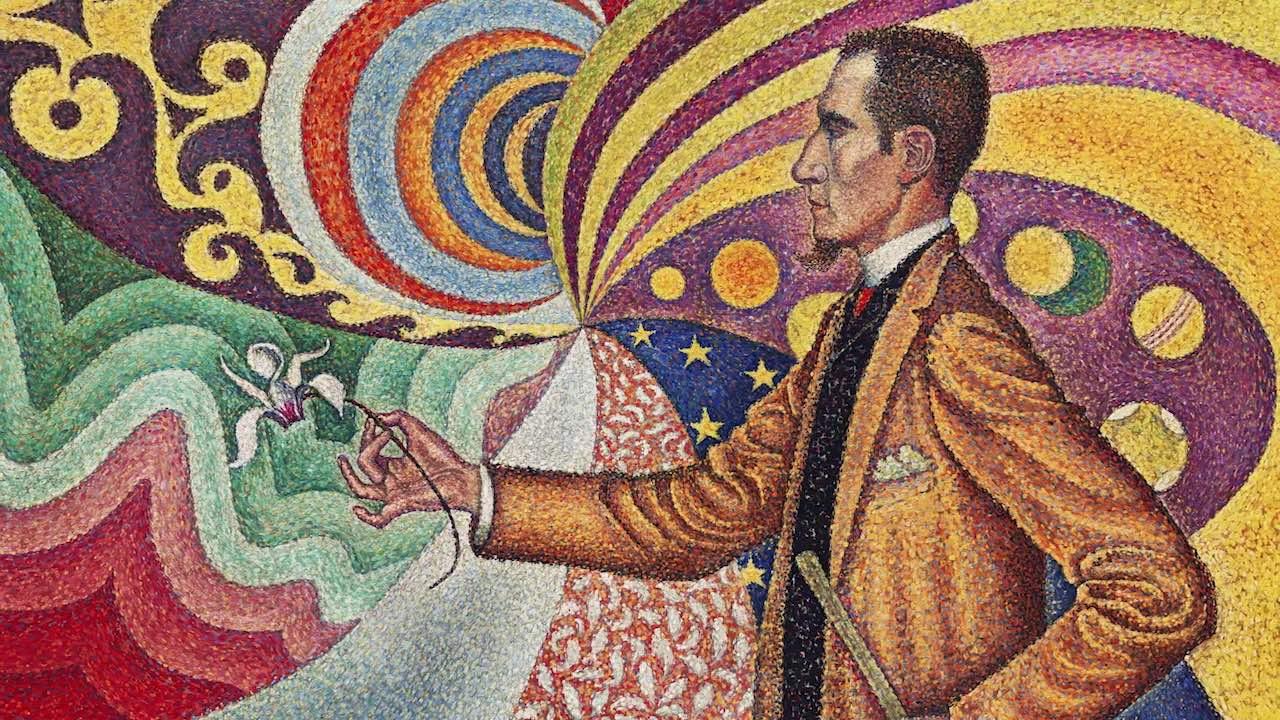 La prima mostra dedicata al critico d'arte anarchico Félix Fénéon. Il tour virtuale al MoMA