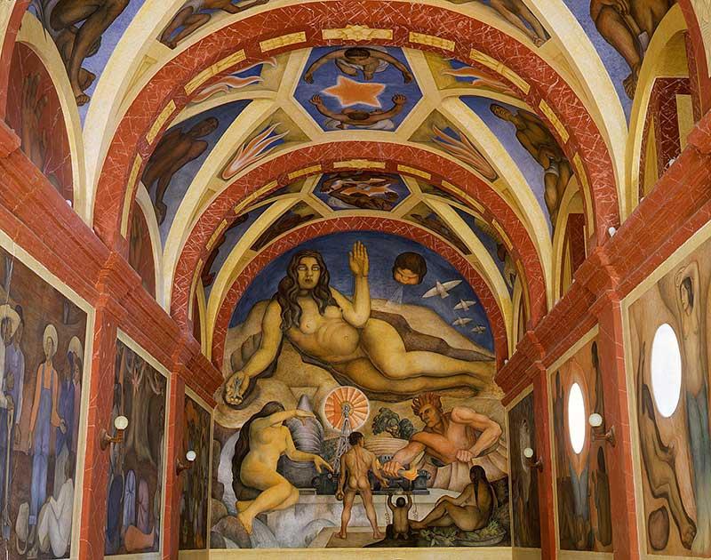 Diego Rivera e Michelangelo: il filo che lega il Rinascimento al Muralismo messicano