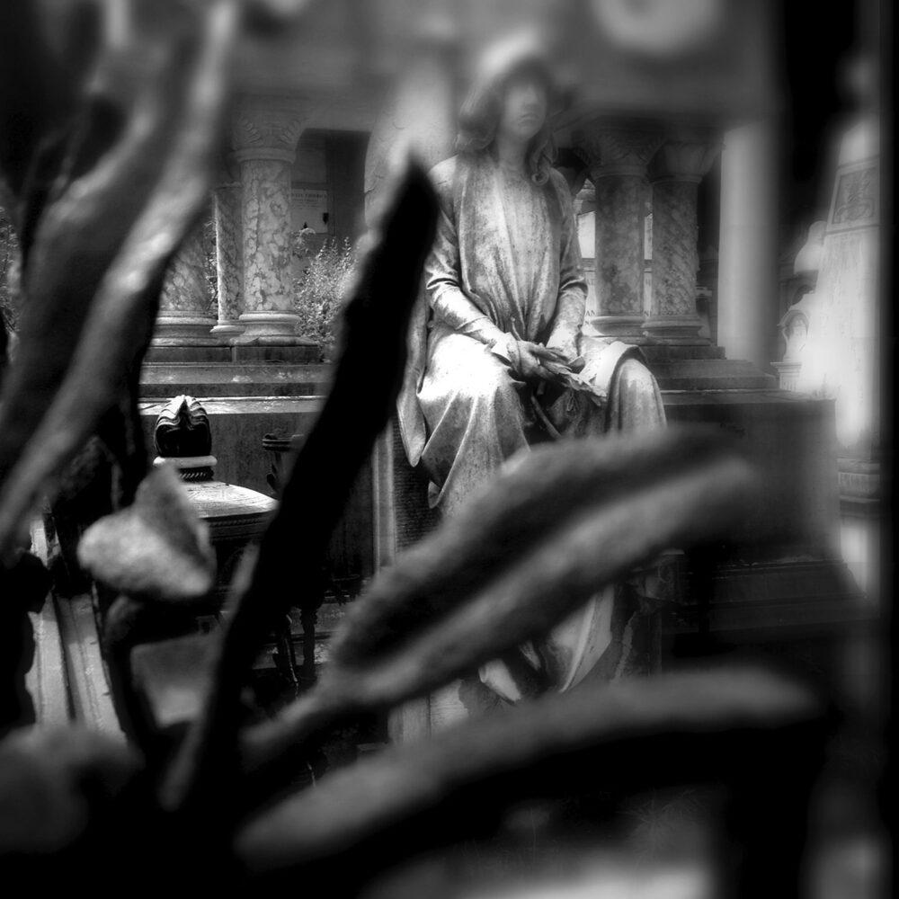 Dal progetto Tempus Spiritus, © Anna Rosati, Archivio Fotografico Rosati