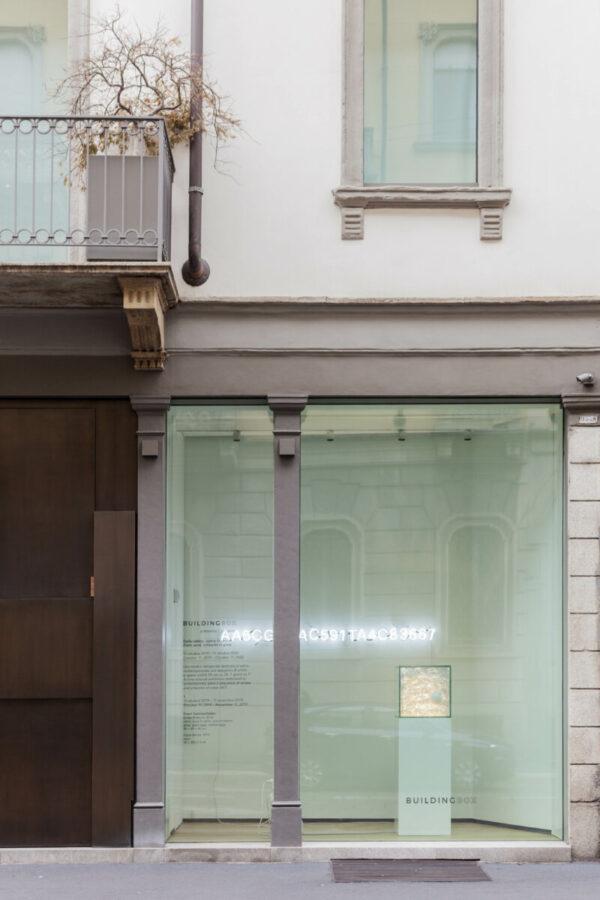 BUILDINGBOX, dal ciclo espositivo 2019-2020 Dalla sabbia: opere in vetro, le opere Under Pressure e Open Secret, Koen Vanmechelen