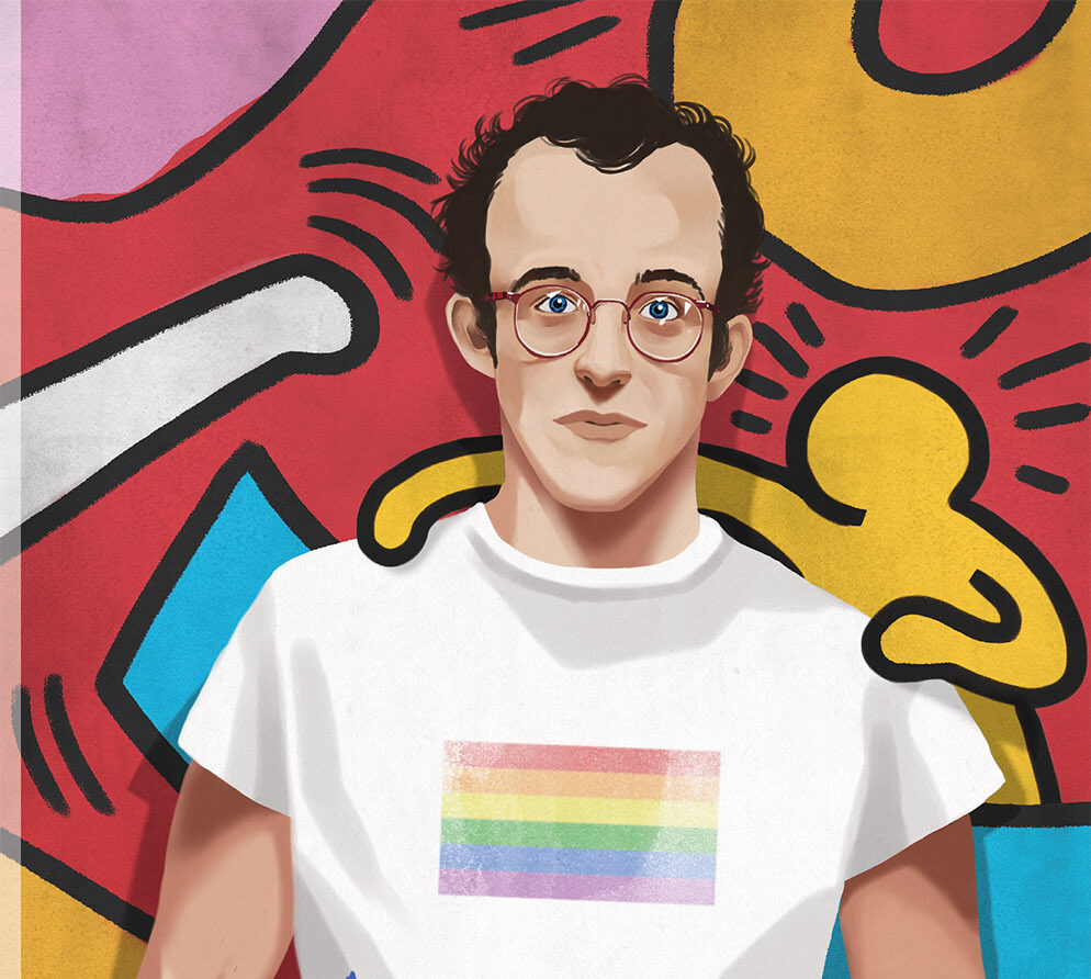 Storie di libertà per ragazzi, da Keith Haring a Marielle Franco