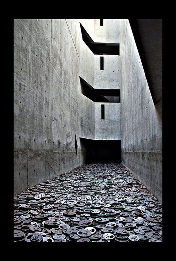 1_Berlin Judisches Museum n. 1 2011, Alu-Dibond, 100 x 70 cm