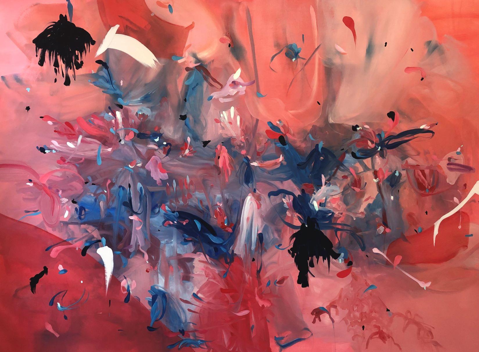 Arte balsamo della psiche. La quarantena degli artisti, Elisa Muliere