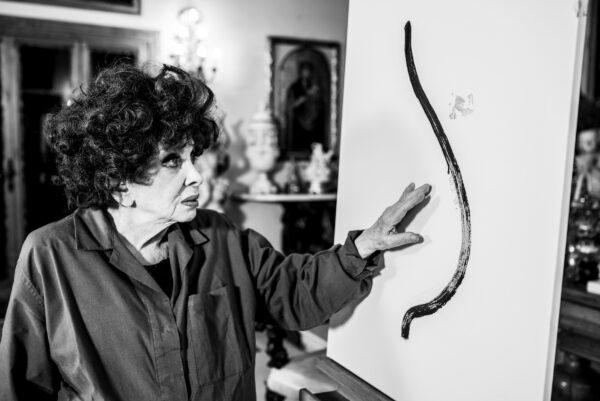 """""""Maternità tradita"""" di Gina Lollobrigida in asta il 20 maggio da Colasanti Casa d'Aste"""