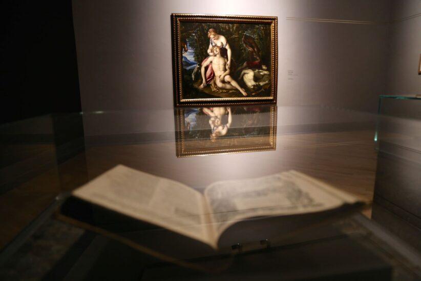 Accademia Carrara_Tiziano_e_Caravaggio_in_Peterzano_ph adicorbetta