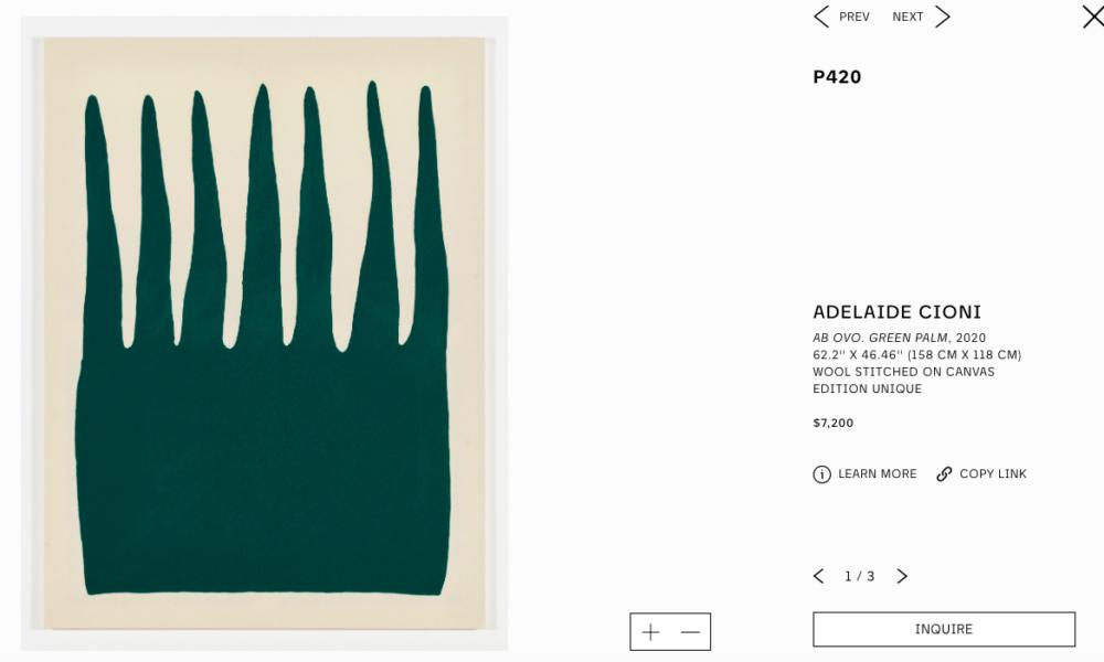 P420 – ADELAIDE CIONI