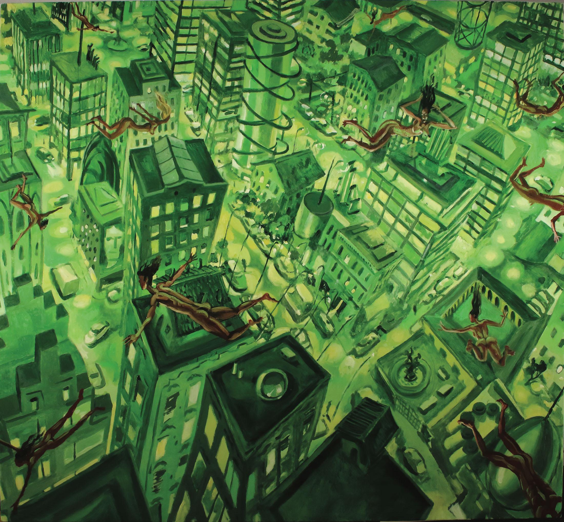 (Quasi) all'opposto della figurazione: Fulvio Di Piazza e Alessandro Bazan in mostra a Milano