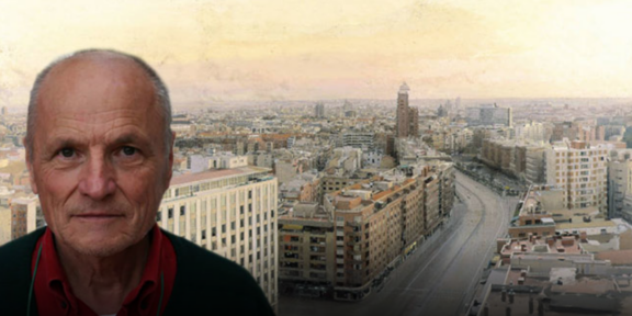 Antonio Lopez Garcia fra gli artisti scesi in campo in Spagna