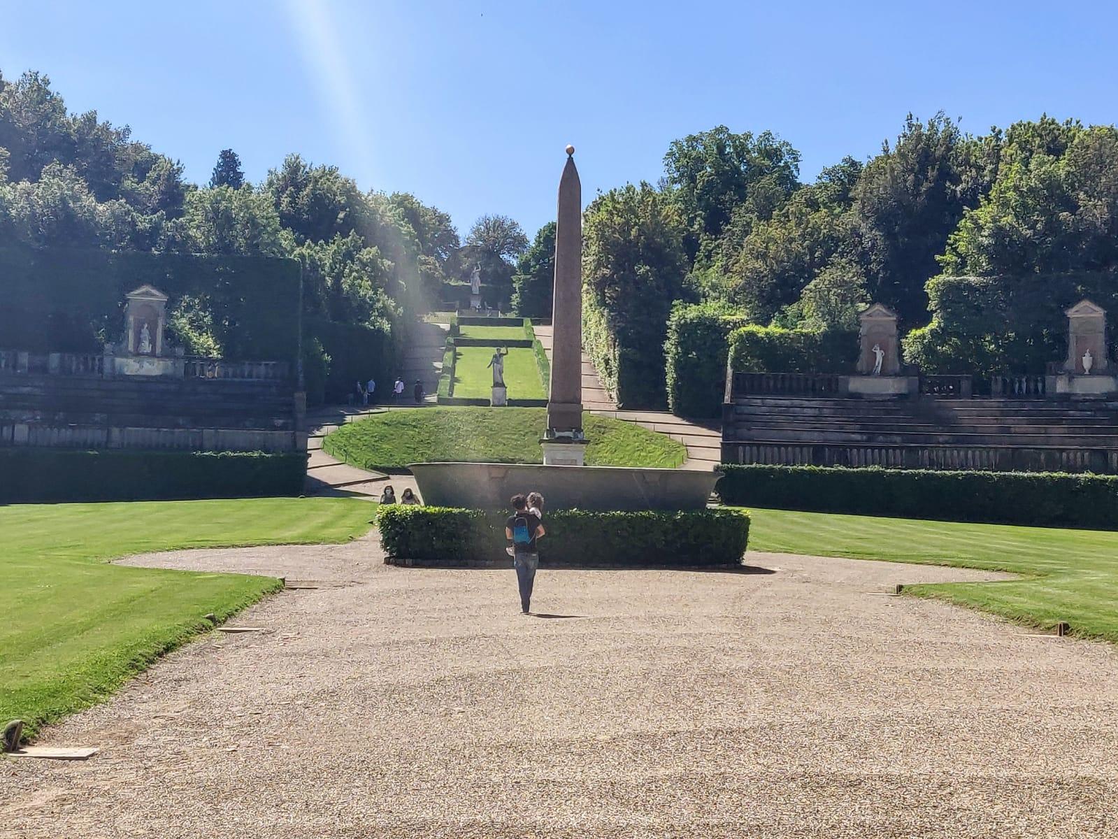Oltre 2mila visitatori per il weekend di riapertura del Giardino di Boboli
