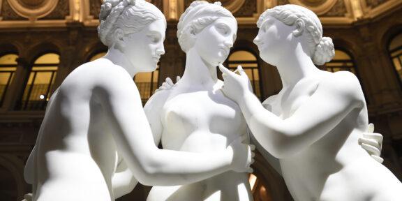 Canova Thorvaldsen. La nascita della scultura moderna, Gallerie d'Italia di Milano