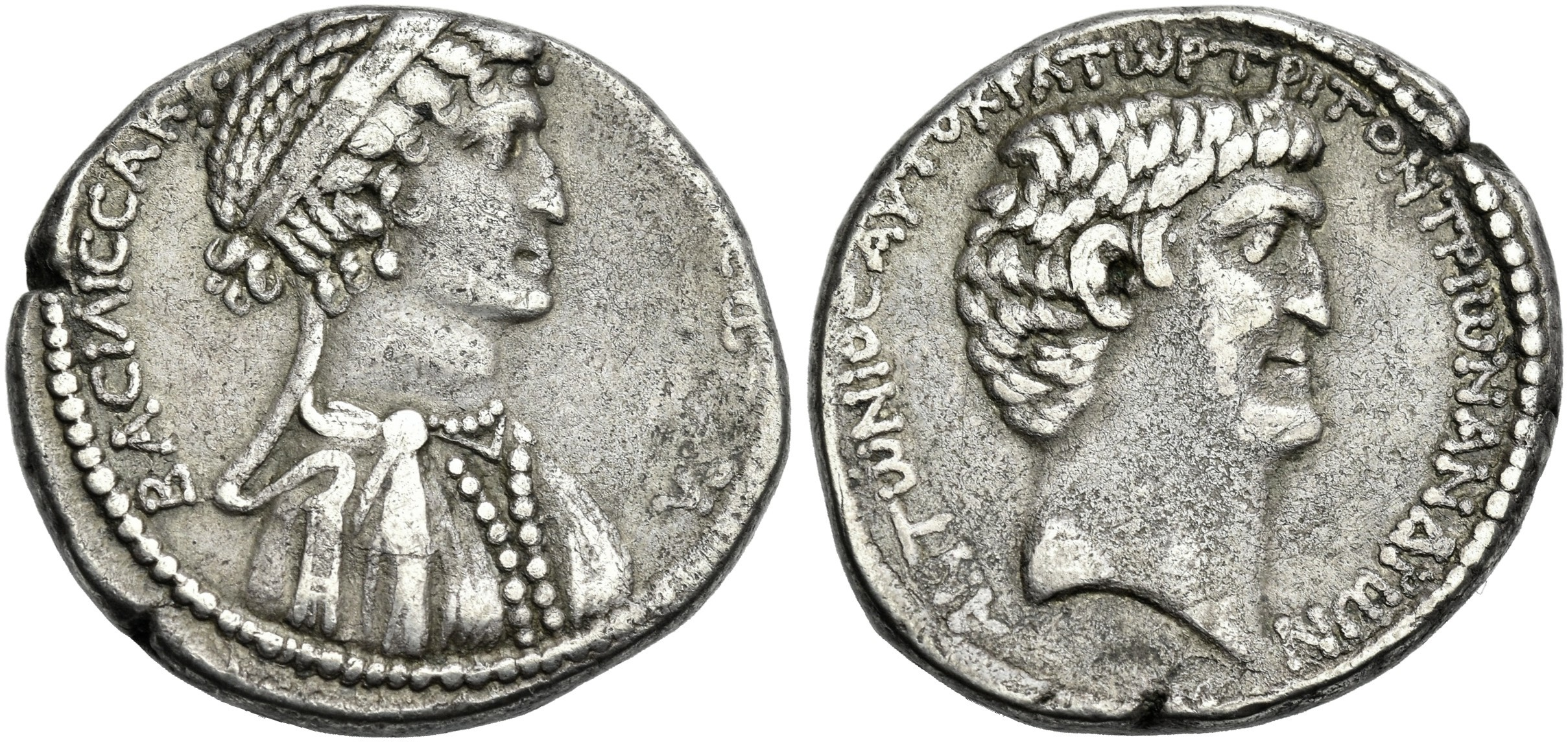 Il nasone di Cleopatra. Numismatica all'asta, online
