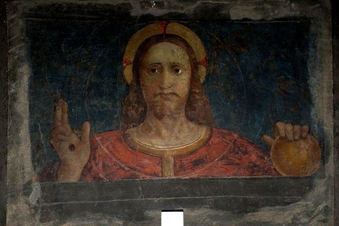 Cola dell'Amatrice, Cristo benedicente, 1520 30 ca. Pinacoteca Civica, Ascoli Piceno