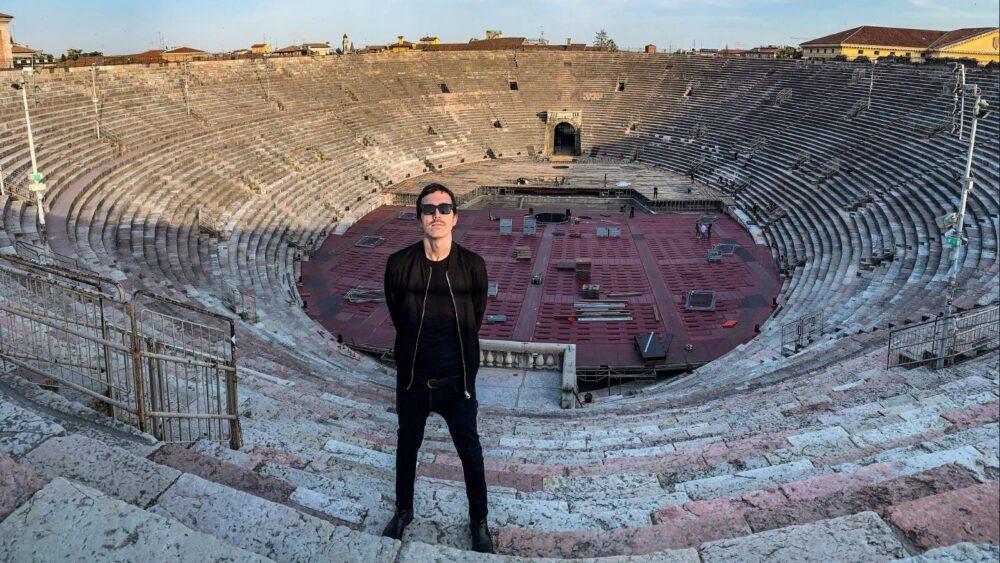 Diodato all'Arena di Verona
