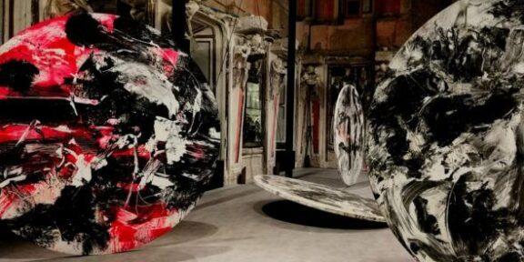 Emilio Vedova, Palazzo Reale, Milano. Foto ArtsLife