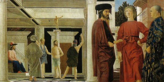 Flagellazione di Cristo, Piero della Francesca