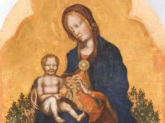 Dettagli e approfondimenti sulla meravigliosa Madonna col bambino di Gentile da Fabriano