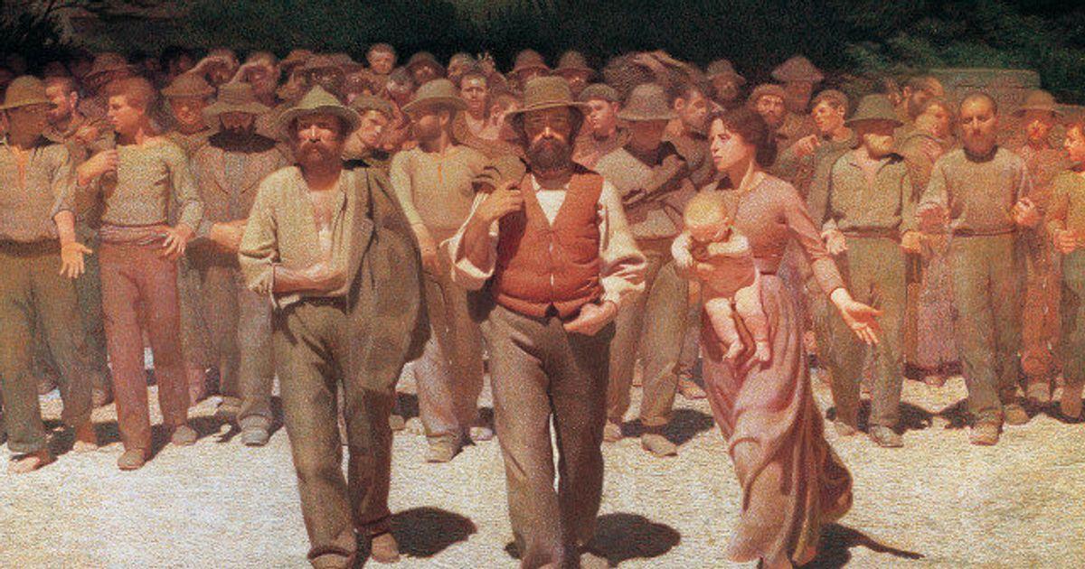 Pellizza, Morbelli, Guttuso: l'1 maggio attraverso l'arte