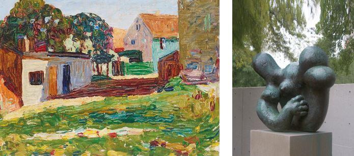 Da Kandinsky a Lipchitz: le nuove aste online 'La Vie en Rose' e 'Form and Fantasy'