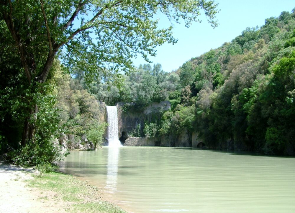Il Bacino del Rio Grande, Amelia, Terni