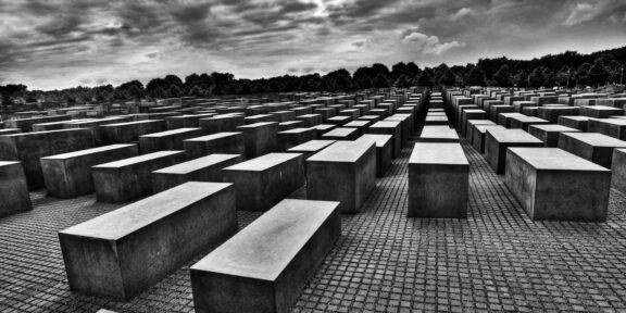 Il memoriale di Eisenman a Berlino