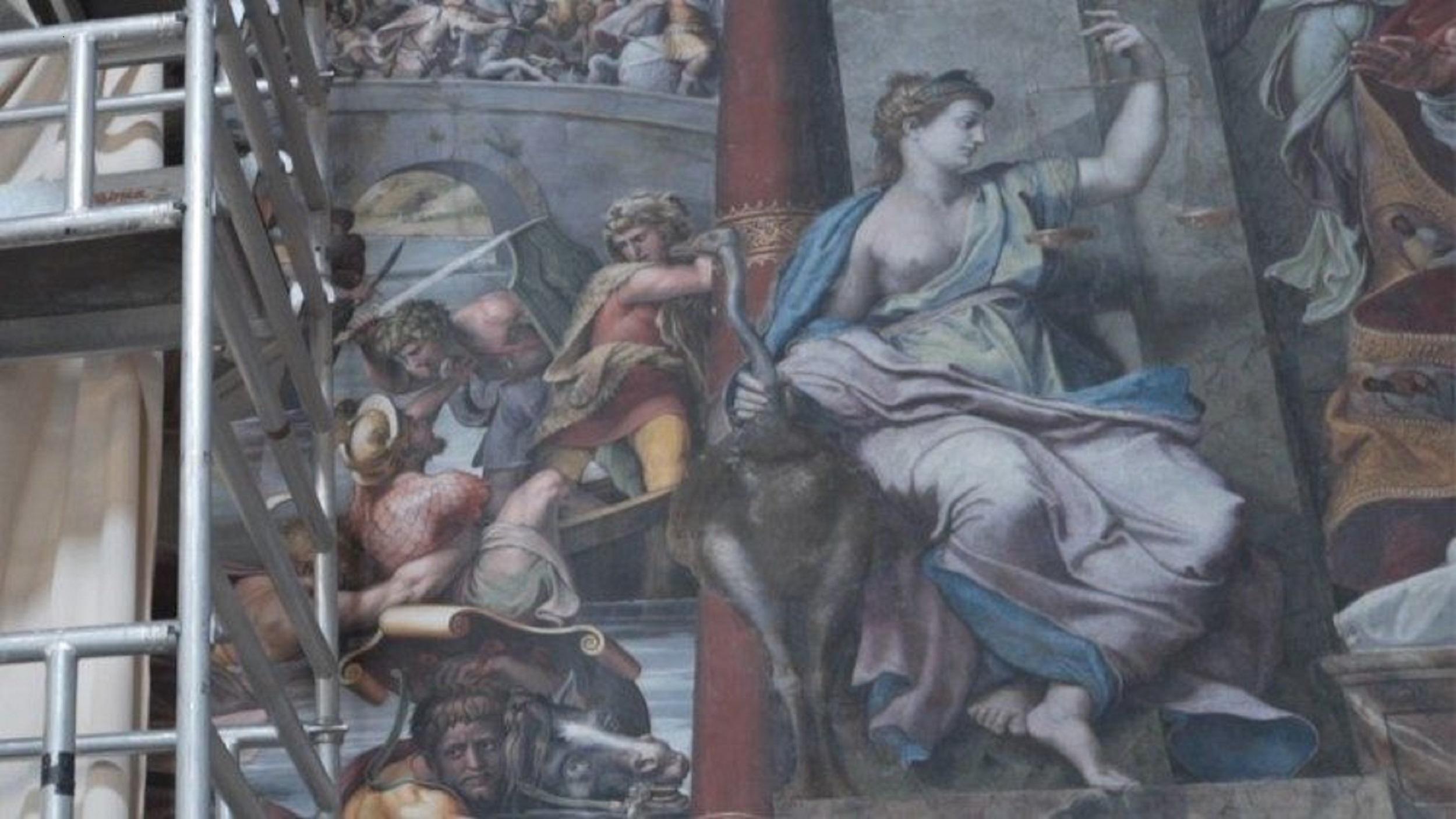 È Raffaello! Clamorosa scoperta ai Musei Vaticani