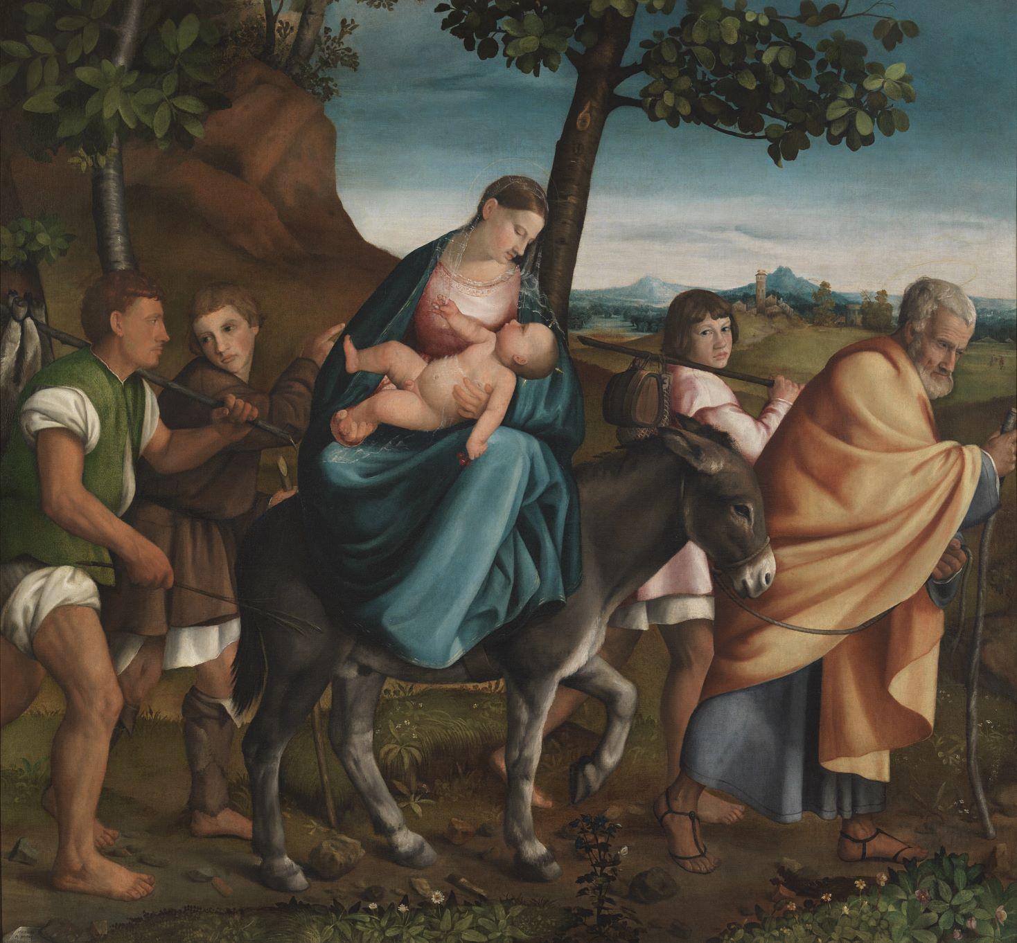 Le Gallerie dell'Accademia pronte alla riapertura con la splendida Pala di Sant'Anna di Jacopo Bassano