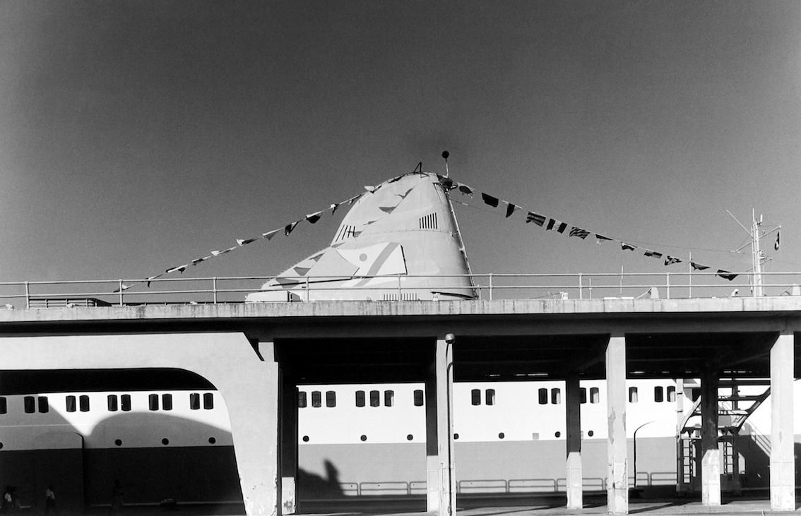 Le fotografie di Gabriele Basilico dalle collezioni del MAXXI. Il documentario con Sky Arte
