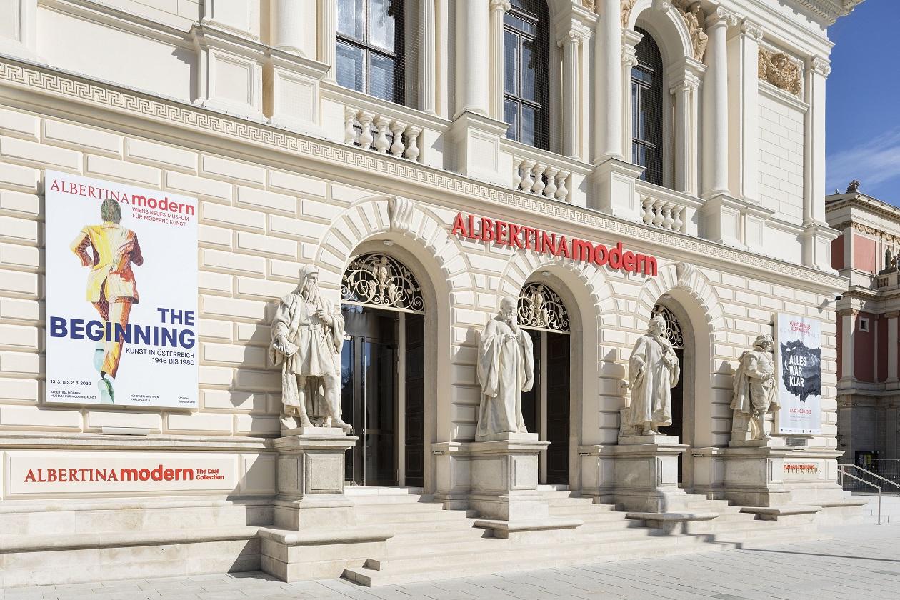 Finalmente Albertina Modern: inaugura il prestigioso e rinnovato museo di Vienna