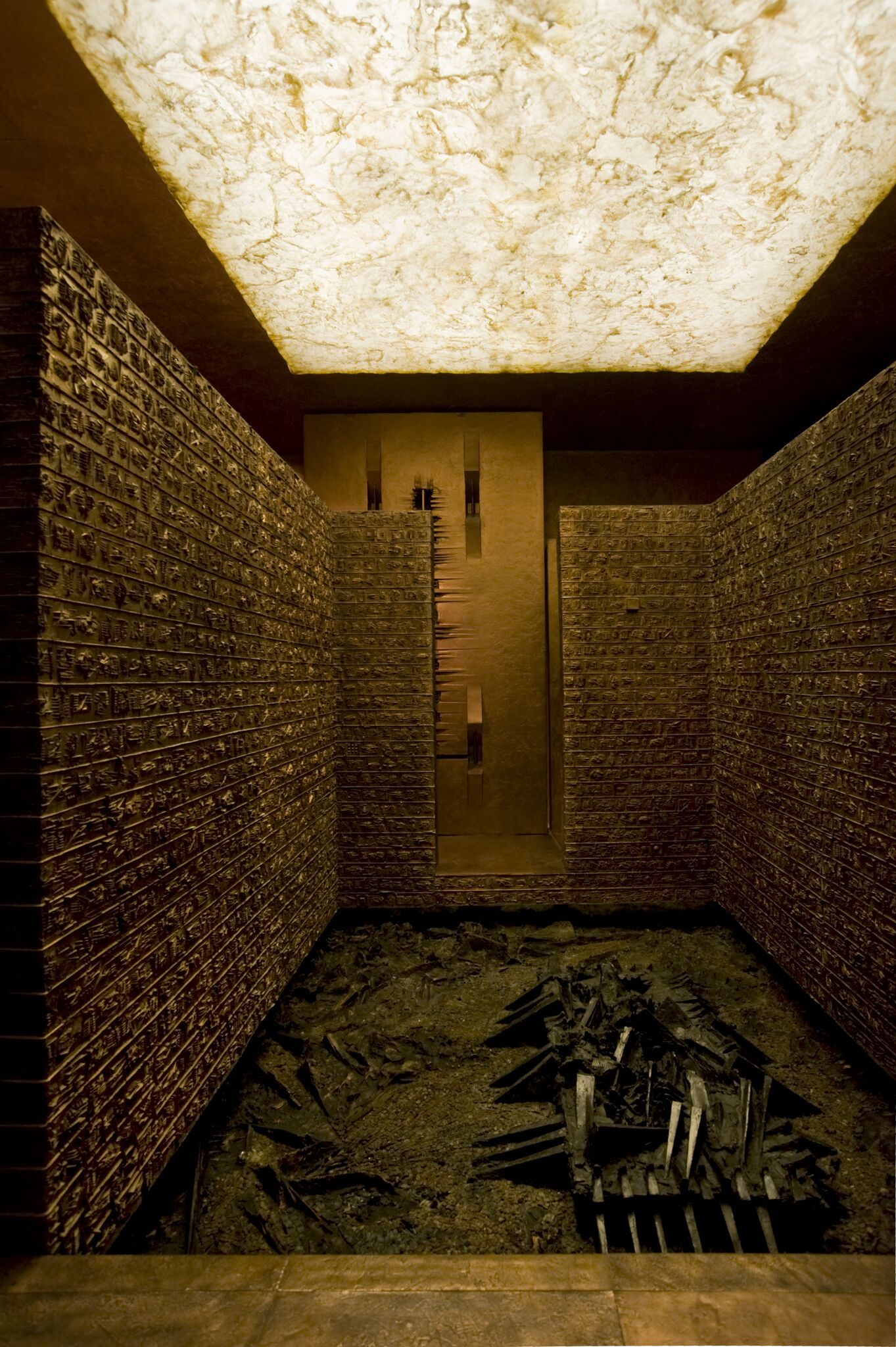 Il Labirinto di Arnaldo Pomodoro. L'esplorazione nelle viscere dell'artista con il digital tour