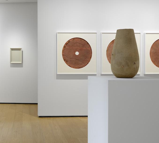 Galleria BUILDING: materie, spazi, visioni. Tre distinte personali in dialogo tra loro