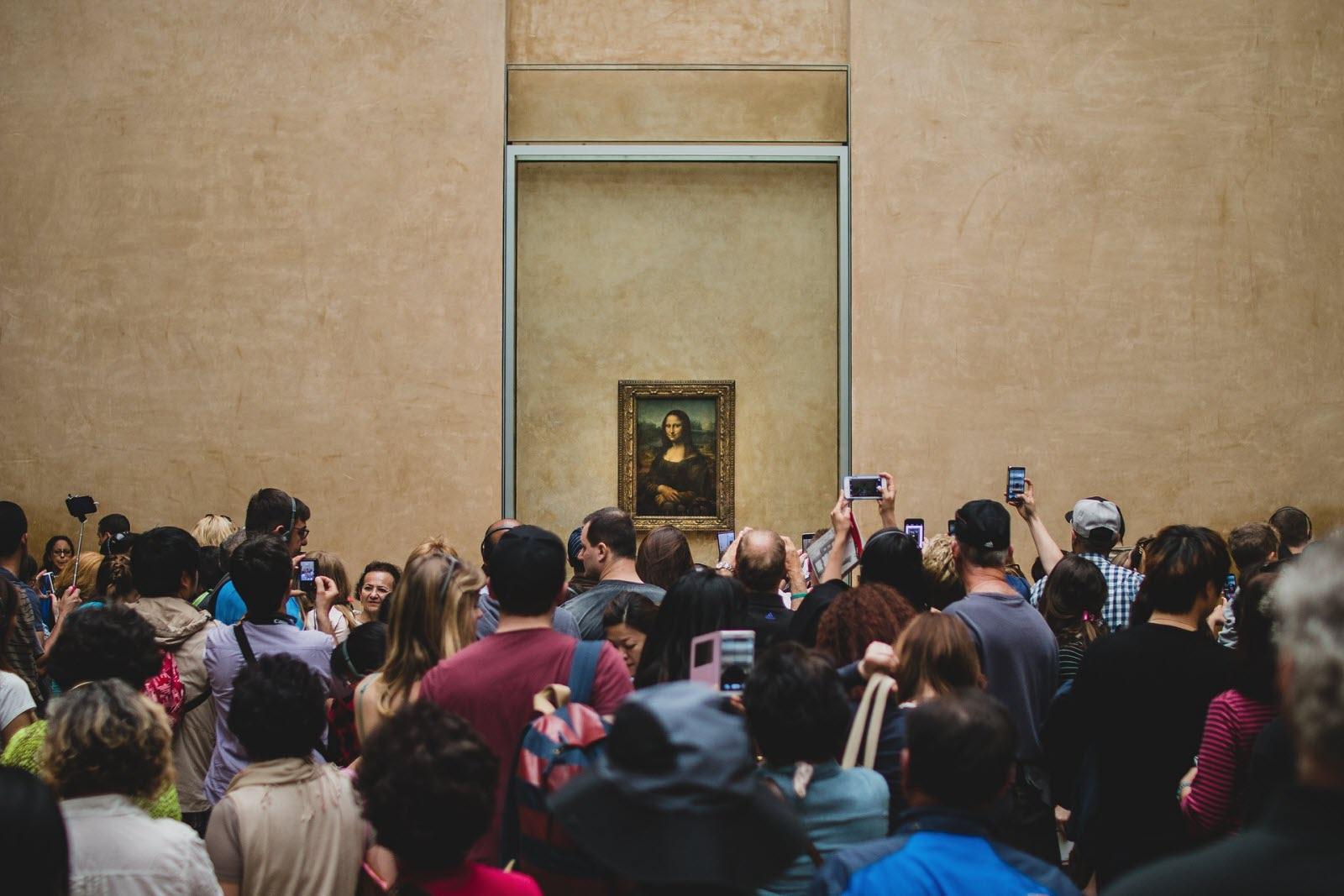 Musei e riaperture. Scattare una foto alla Gioconda sarà più rilassante, ma a quale prezzo?
