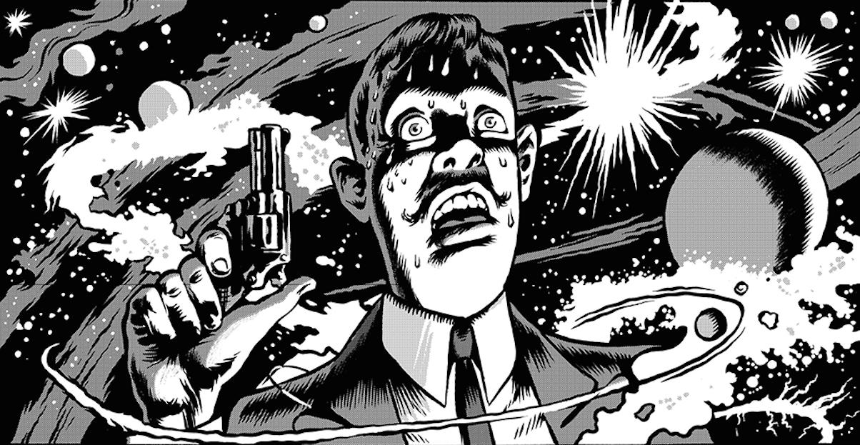 H.P. Lovecraft a fumetti. Da altrove e altri racconti
