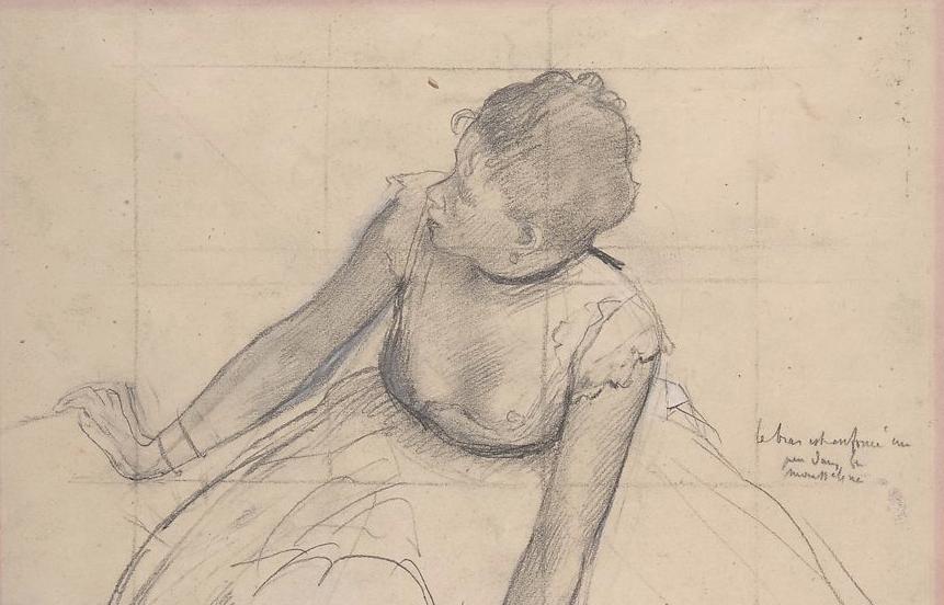 Il disegno secondo Edgar Degas