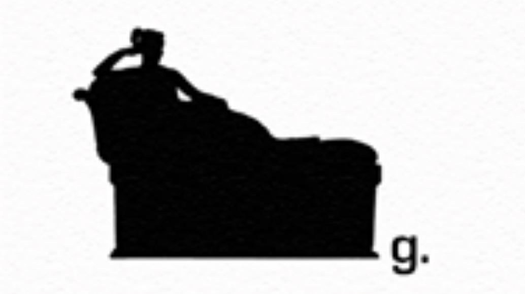 La riconoscete? Allora potete partecipare a Silhouette d'arte, il nuovo gioco digitale del MiBACT