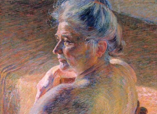 Balla, Boccioni, Freud: un percorso tematico sulla figura materna