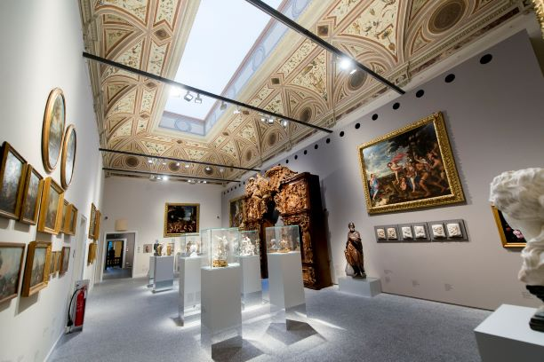 Accademia Carrara_photo Gianfranco Rota