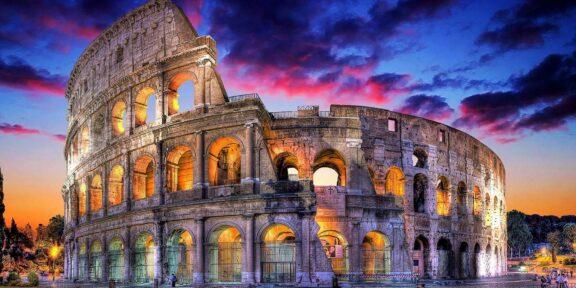 Colosseo (pinterest)