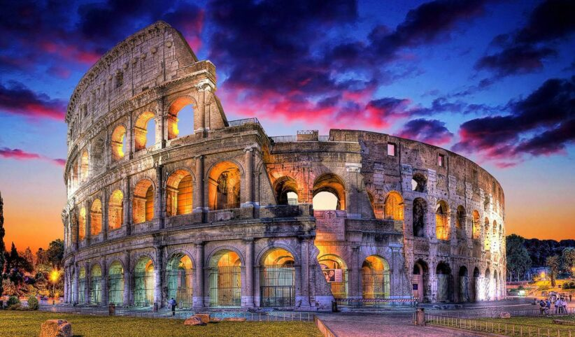 Colosseo (pinterest)