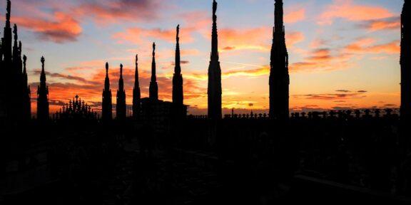 Duomo Milano (foto twitter)