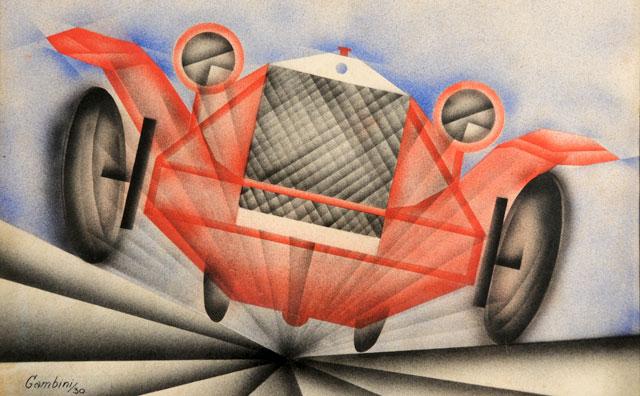 Automobilia: un nuovo dipartimento per la casa d'aste Il Ponte