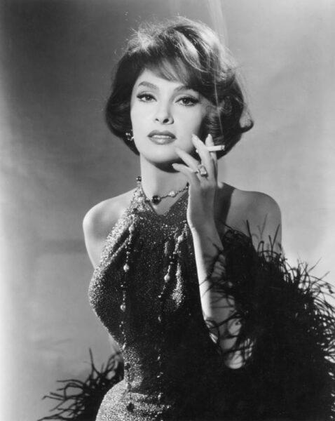 Gina Lollobrigida, 1961