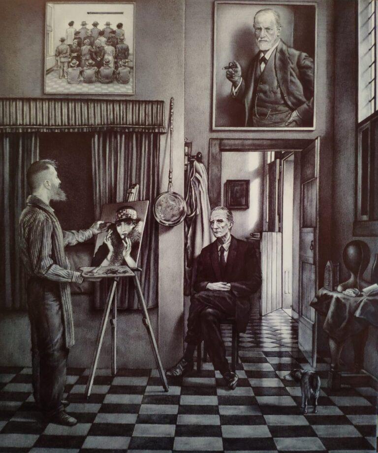 Arte balsamo della psiche. La quarantena degli artisti ...