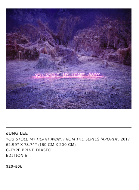 ONE AND J GALLERY – JUNG LEE