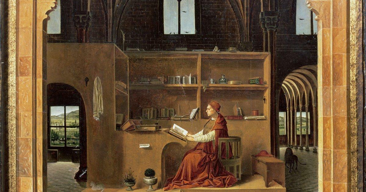 San Girolamo nello studio: l'opera di Antonello da Messina raccontata da Caroline Campbell