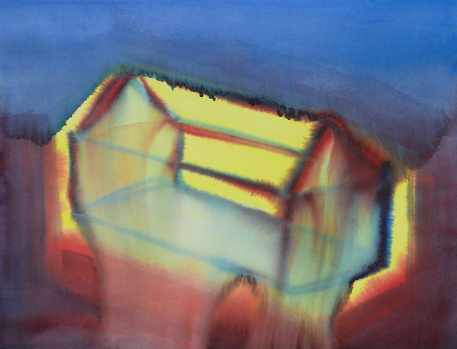 Il quadrante sdrucciolevole, la prima mostra virtuale di Collective oscilla tra la notte e il giorno