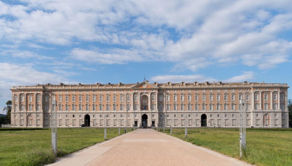 Reggia di Caserta. Visita al palazzo reale con la direttrice Tiziana Maffei